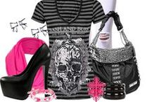 Fashion- Clothes, Footwear & Accessories / by Brianna Train
