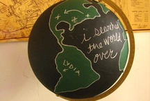 Globe Trotting / All things related to geography.  / by Raising Little Rhodies