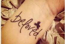 Tattoos <3 / by Aturina Halverson