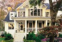 Dream a Little Dream Home / by Raising Little Rhodies