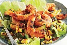 Sensational Shrimp Salads & Medleys  / Toss shrimp, the lean, mean protein, with your fresh greens to create a sensational salad! / by Eat Shrimp