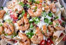 Shrimp Side Dishes, Appetizers & Snacks  / Shrimp is a healthy and delicious way to brighten up snack time, appetizers, side dishes and light meals. / by Eat Shrimp