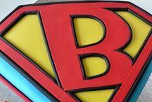 B-day Party - Superhero / by Erika Zen