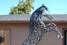 HorseShoe & HorseArt / HorseShoe & HorseArt / by Nadine Vaessen