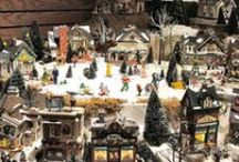 Christmas Villages / by Scrapor