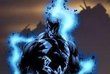 Black Bolt & Inhumans - Marvel / by Shawn Tousley