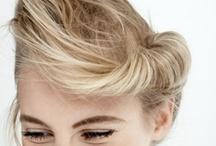 Hair :) / by Giovanna Ciccone