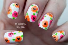 Nail designs / by Kristen Whetsell