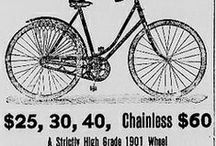 Bicycle Ads / While there may be a bit of snow outside today in some areas of Vermont, here's some spring-time ‪‎bicycle‬ advertisements from Vermont newspapers! / by Vermont Digital Newspaper Project/VTDNP