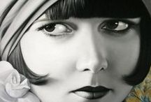 Louise Brooks / by Marion Mulry
