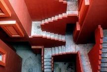 Stairs / by Lulu Schwarzkopf