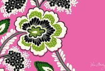 Pink and Green Vera Bradley / by Precious 1908 Pearl
