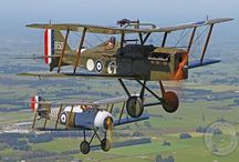 WW1 Planes / by David Ledger