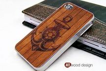iPhone cases / by Zane Akoodie