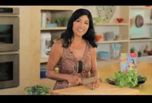 Cooking Videos, Recipe Video, Celebrity Videos, hosted by Ani Phyo / http://www.YouTube.com/AniPhyo - for Ani's videos, TV appearances, and recipes / by Ani Phyo