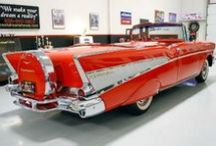 '57 Chevys / by CCDS (Denny Appleby)