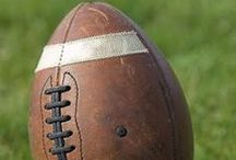 SPORTS-----FOOTBALL / by bentley schultz