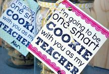 GIFT it to me * / Fun gift ideas for everyone! / by A Cupcake for the Teacher