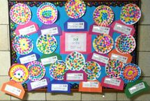 {classroom} BOARD décor * / bulletin board eye candy / by A Cupcake for the Teacher