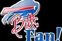 Buffalo Bills / by Norma Smithson
