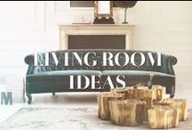 living room ideas / Here you can see all the best ideas for your living room / by Celebrity Homes