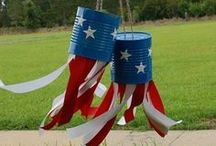 Patriotic Holidays and Summer / by Jen Brush