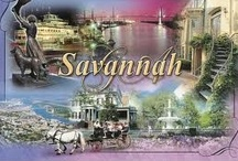 Savannah Style :) / I love this city!! I have been three times and would love to go again!! / by Annette Jenkins