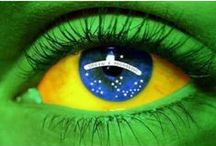 Recantos e encantos do Brasil / by maria lucia Cotruffo
