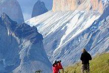 CHILE, paisajes de mi país / by Marcela Salazar