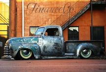 Rat Rods/Hot Rods / by Smeth