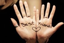 Best of friends are we / by Donalda Alexander
