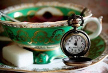 For the love of tea ☕☕ / Anytime is 'tea time'. / by Donalda Alexander