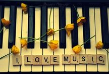 All things music!   / by Donalda Alexander