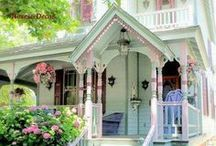 Cottages & Cottage Style / by Cheryl Northedge