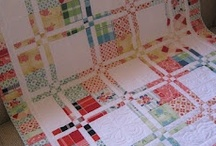 quilting / by kathy wunder