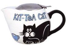Teapots & teacups  / by Donalda Alexander
