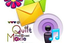 QuiltMoxie the Podcast / QuiltMoxie the Podcast by Ariana meets Craftsy ... knitting quilting sewing. Join your Host Ariana, who is enrolled in many Craftsy.com online classes, and come along as she shares her class progress with you. You can expect to view one show per month, more or less, as Ariana progresses through her classes. Craftsy is an online community dedicated to providing the best education and resources for crafters.  / by Ariana Hipsagh