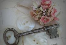 Keys and locks / by Tarja N.