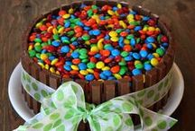 Candy Cakes / Don't want to bake?  Put together one of these yummy candy cakes!!!   / by CandyCentral