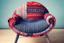 ....nehmen sie Platz ! / a comfortable chair is a rarety / by Veronika Bernardis - Metzger
