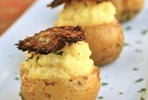 Potatoes-Pasta-Rice / by Jocelyn Raymond