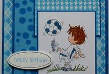 Kids cards / by Lynne Mihail