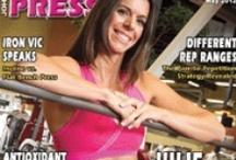 Figure Training / NPC Figure Training & other Fitness Stuff  / by Julie Christene - Julie's Fearless Fitness