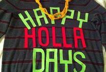 holidays / :) / by Hailey Nowacek