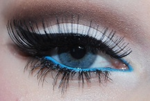 Make-Up [Eyes]. / UNDER CONSTRUCTION - MOVING PINS / by Ashley ☣