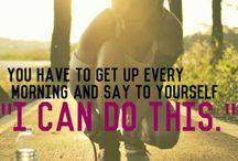 Fitness Inspiration, Tips & Motivation / by Julie Christene