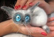 Crochet - Amigurumi / by Allyson Azulay