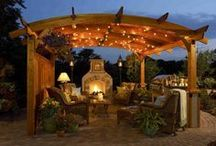 Great Outdoor Spaces / by Shannon White