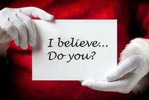 ♥️Santa Baby♥️ / I Do Believe / by Allyson Azulay
