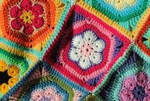 Crochet, knit & yarn / by Jo Russell